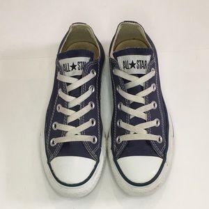 CONVERSE All Star Navy Sneaker